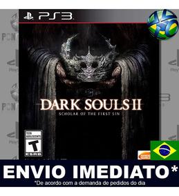 Dark Souls Ii Scholar Of The First Sin Ps3 Midia Digital Psn