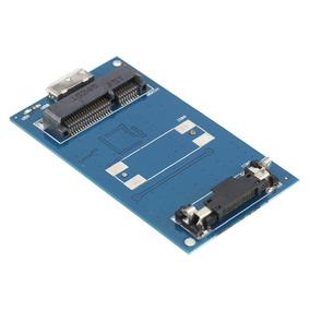 Case Adaptador Ssd Msata 51mm P/ Usb 3.0 6gb/s Preto