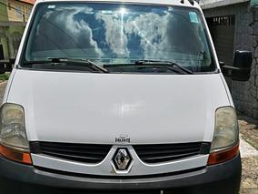 Renault Master 2.5 Dci 5p Caminhonete C/ Emprego Bau