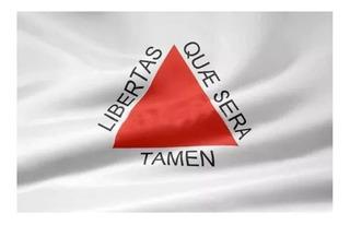 Bandeira Minas Gerais Atlético Cruzeiro- 3 Panos - 192x135cm
