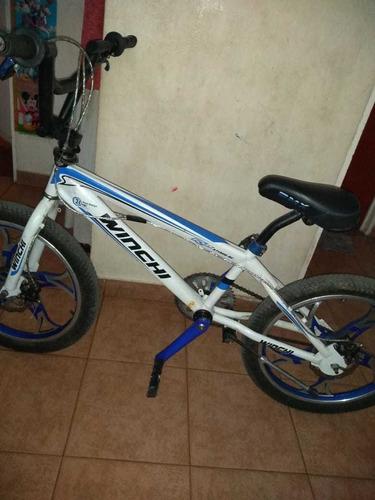 Bicicleta Bmx WinchiExcelente Estado Como Nueva
