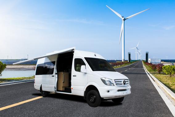 Mercedes Benz Sprinter Extralarga Rv Camping
