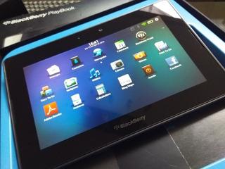 Tablet Blackberry 32 Gb Memoria Playbook Nueva Permuto Vendo