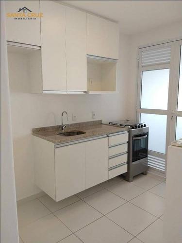 Imagem 1 de 30 de Apartamento Com 2 Dormitórios Para Alugar, 68 M² Por R$ 4.500,00/mês - Brooklin Paulista - São Paulo/sp - Ap1456