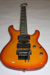 Guitarra Eléctrica Parquer Con Floyd Rose