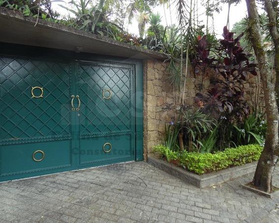 Casa Na Vila São Francisco De 480m² - Ca04256 - 33674731