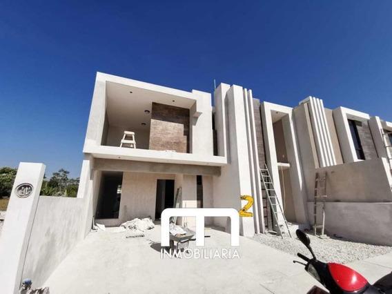 Casa Sola En Venta Residencial Finca Real