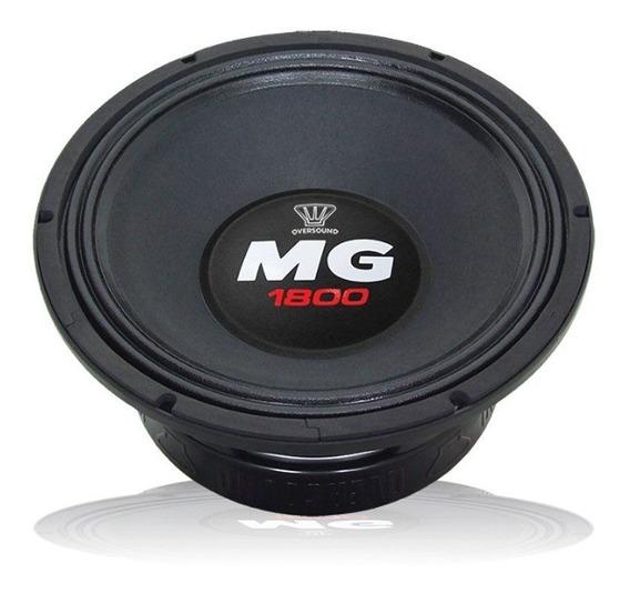 Alto Falante 12 Polegadas 900w Oversound Mg 12 1800