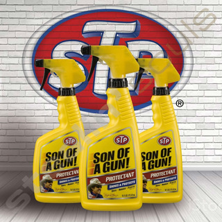 Stp | Son Of A Gun | Protectant | Protector Silicona | 473ml