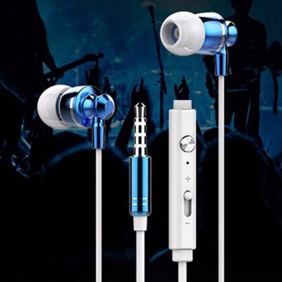 Fone In Ear Fones Handsfree Alta Impedância Sound Brightness