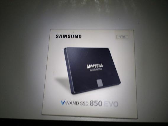Ssd 850 Evo 1tb Samsung (frete Grátis)