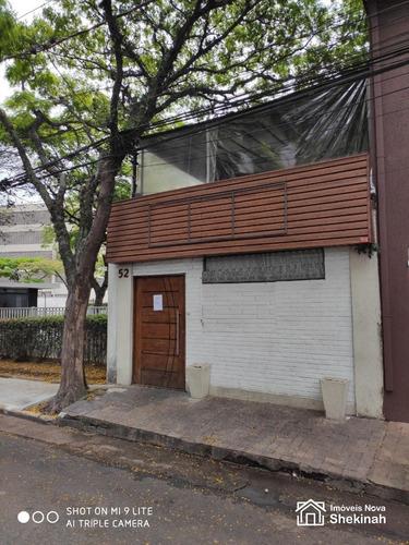 Casa Comercial - Vila Cruzeiro - Ref: 23334 - L-23334