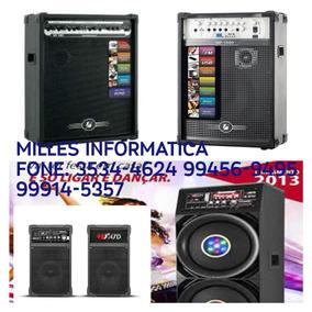 Caixa Amplificada Multi Uso Hsound 7000