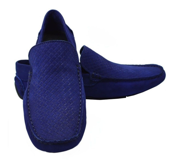 Sapato Masculino Sanravi Mocassim Drive Em Couro Promocao