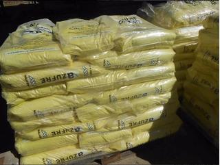 Azufre Refinado P/agricultura, (bolsa 25 Kg)