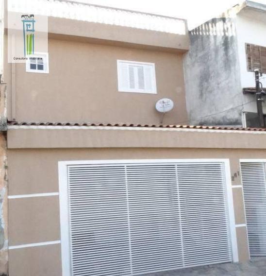 Casa Com 2 Dormitórios Para Alugar, 259 M² Por R$ 2.500/mês - Vila Nova Mazzei - São Paulo/sp - Ca0210