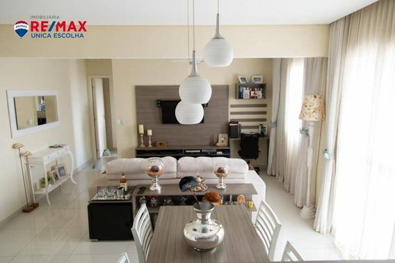 Apartamento Com 1 Dormitório À Venda, 53 M² Por R$ 245.000,00 - Condomínio Vista Garden - Sorocaba/sp - Ap2273