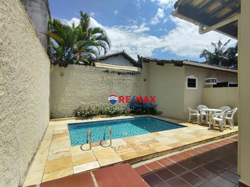 Casa Com 3 Dormitórios À Venda, 150 M² Por R$ 900.000,00 - Enseada - Guarujá/sp - Ca0277