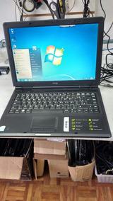 Notebook Cce Win W77 Dualcore 2gb Hd120 Dvd Tela14 Win7