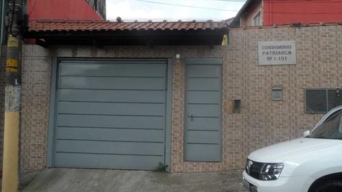 Sobrado Condominio - Vila Ré - Com 2 Dormitórios,  - 1258