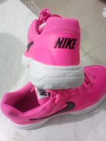 Hermosas Nike Rosa Dama Tennis Zapatillas