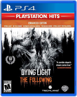 Dying Light The Following - Enhanced Edition / Ps4