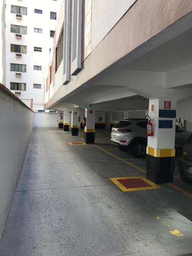 Imagem 1 de 4 de Boqueirão- 2  Garagens- Terrea E Superior-px Praia
