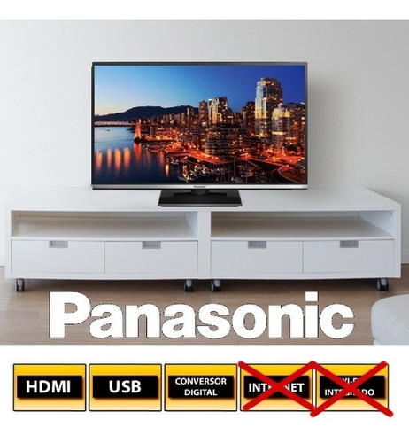 Imagem 1 de 1 de Tv Panasonic 32 Polegadas Frete Gratis
