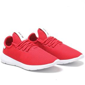 da5f19a8ba Sapatos Masculinos - Tênis Esportivo Vermelho com o Melhores Preços ...