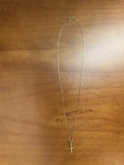 Cordão De Ouro 18k (750)