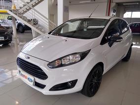 Ford Fiesta 1.6 16v Se Style Flex 5p 2017