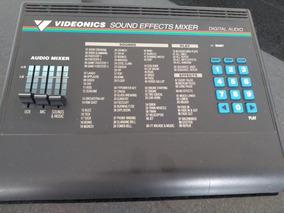 Mixer De Efeitos Digitais Videonics