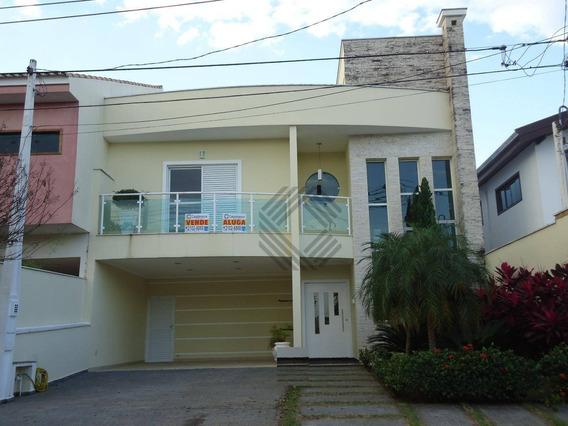 Sobrado À Venda, 280 M² Por R$ 900.000,00 - Condomínio Saint Claire - Sorocaba/sp - So3912