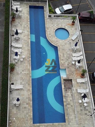 Apartamento Com 3 Quartos À Venda, 63 M² Por R$ 485.000 - Cambuci - São Paulo/sp - Ap5897