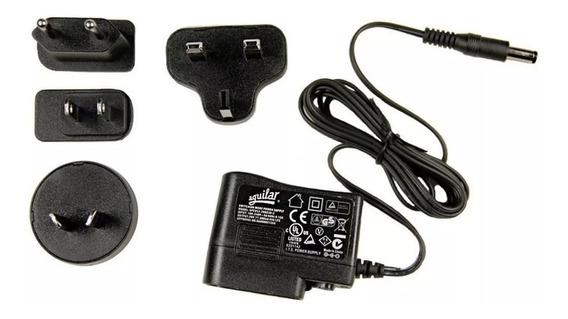 Fonte Aguilar Psu-2 Para Pedal Tone Hammer 18 Volt Bivolt