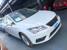 Seat Leon Style 150 Hp Manual Blanco Nevada 2018