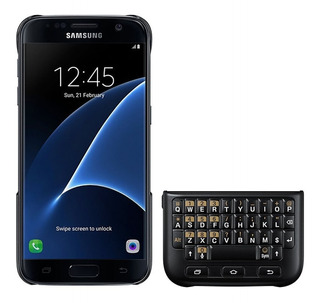 Teclado Galaxy S7 Edge Keyboard Cover Samsung Original