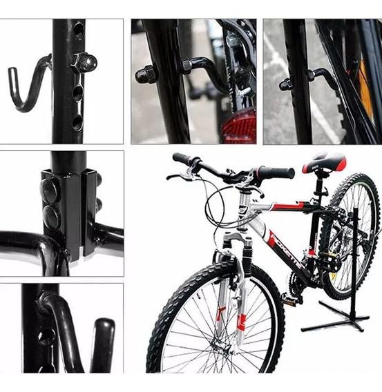 Soporte Rack Stand Metalico Para Reparacion Bicicleta D1065