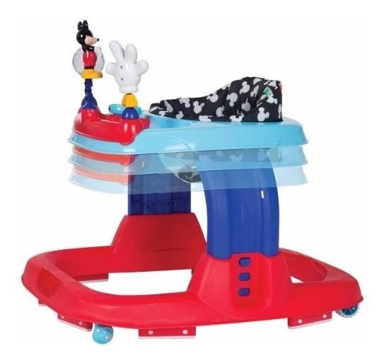 Andador Disney Mickey Mouse Ready Set Walk Envio Gratis
