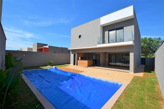 Sobrado À Venda, Condomínio Alphaville, Ribeirão Preto. - So0461