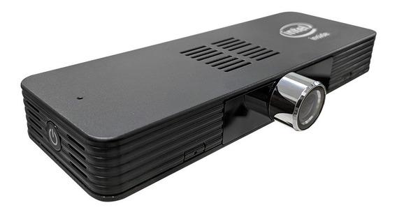 Mini Pc Câmera Stick Intel 2gb 32gb Wifi Win 10