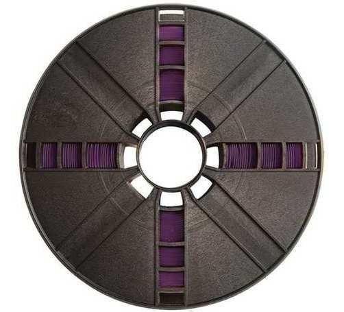 Filamento Makerbot Translucent Purple Pla Large Spool 1.75m