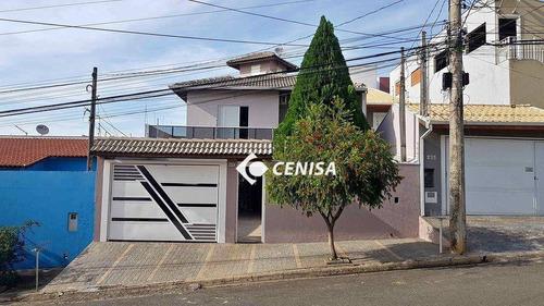 Imagem 1 de 30 de Casa Com 3 Dormitórios À Venda, 205 M² - Residencial Monte Verde - Indaiatuba/sp - Ca2660