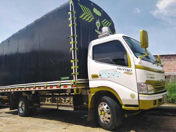Hino Dutro Max 816 2012