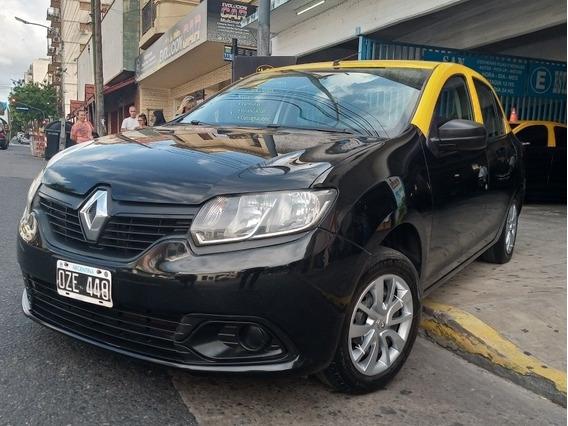 Taxi Renault Logan 2015 Gnc