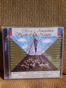 Cd: Missa Amazônica- Em Homenagem À Virgem De Nazaré.