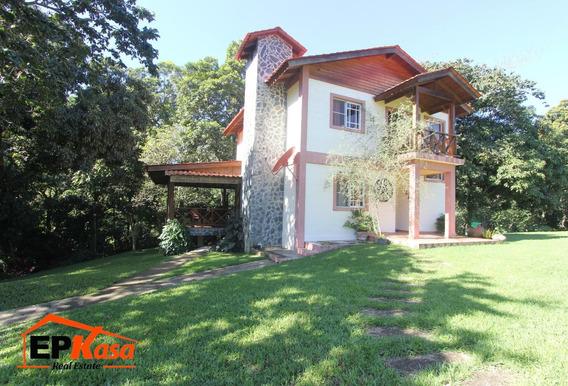 Hermosa Villa Con Casa De Huésped De Venta Jarabacoa Rmv-139