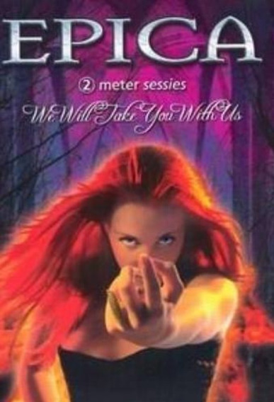 Dvd Epica - We Will Take You With Us / 2 Meter Sess (951342)