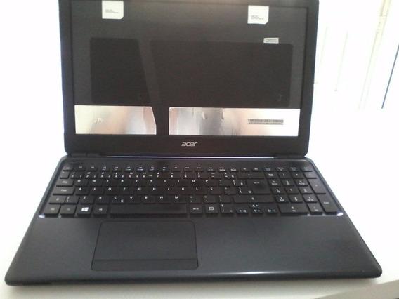 Carcaca Completa Acer Aspire E 15 E5-511-c7ne Semi-nova