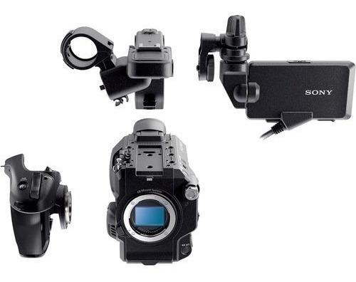Camera Sony Fs5 Com Raw Instalado (4k Raw 120fps) Barato
